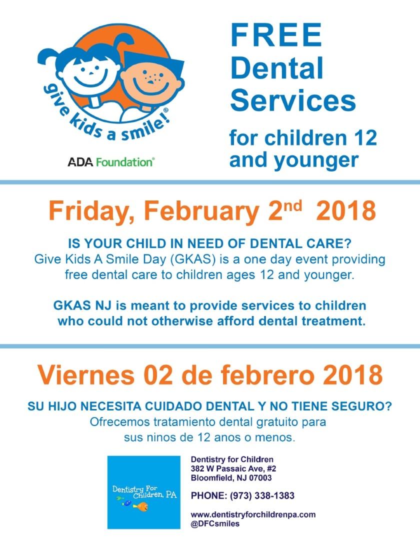 free dentistry